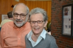 Charles Bernstein and Susan Howe. 