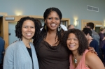 From L to R: Evie Shockley, Mecca Jamilah Sullivan, Meta DuEwa Jones.