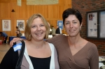 Erica Bernheim (left) & Ellen McGrath Smith.